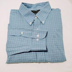 Lauren Ralph lauren shirts size 171/2. 34/35